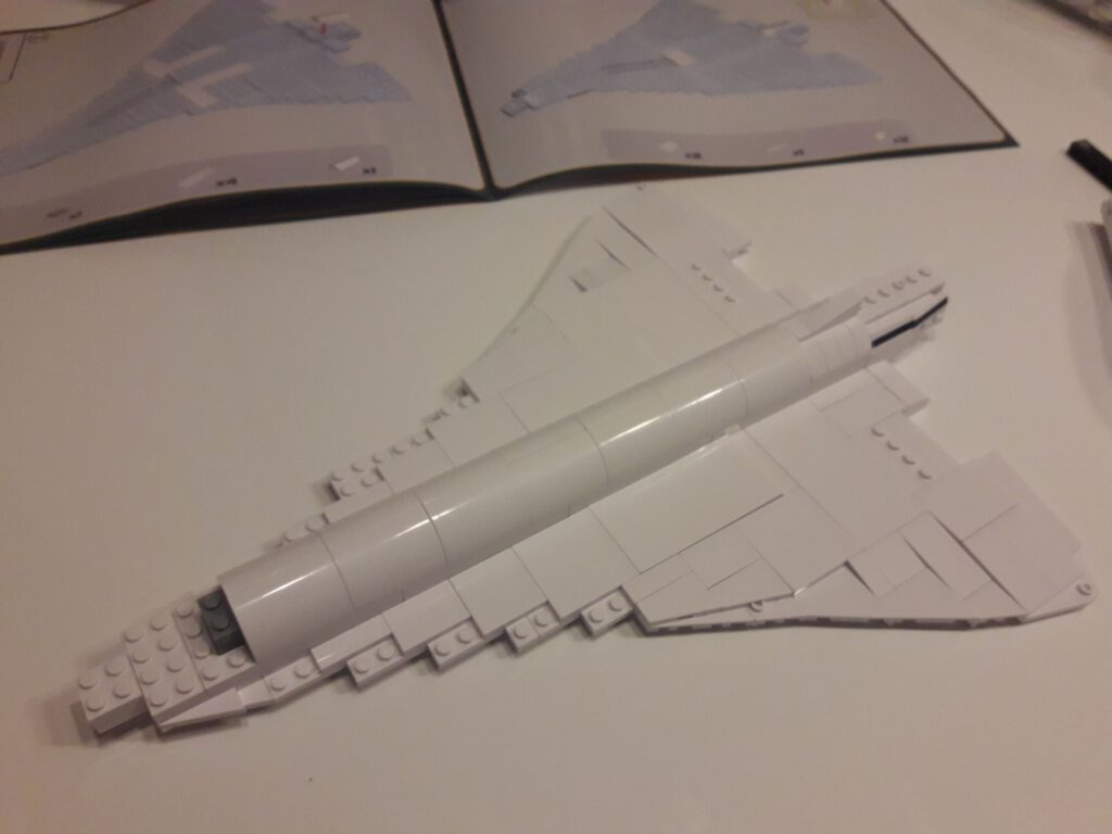 Space Shuttle? Buran? Nope.