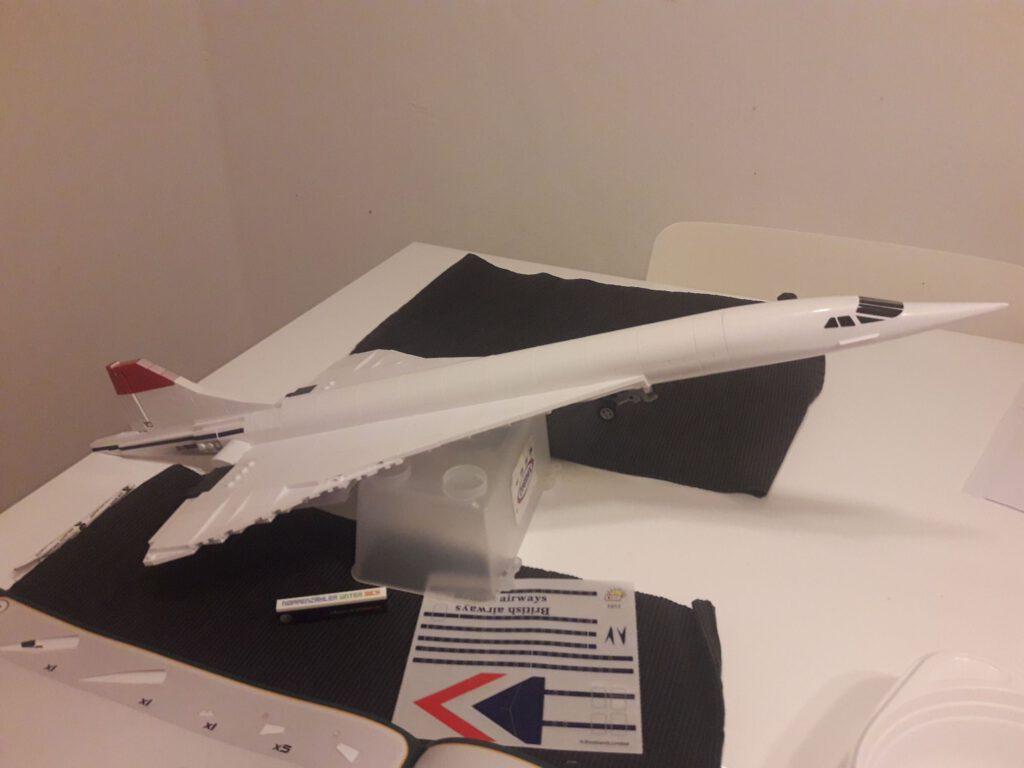 Concorde als Cargovariante?
