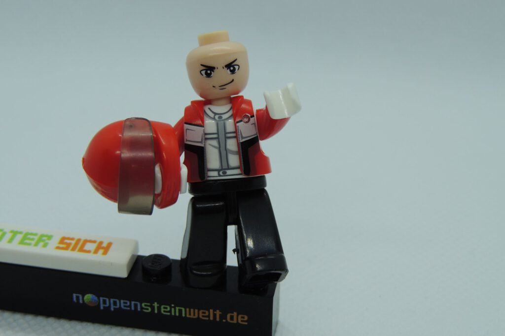Gestatten, Vin Diesel für Arme.