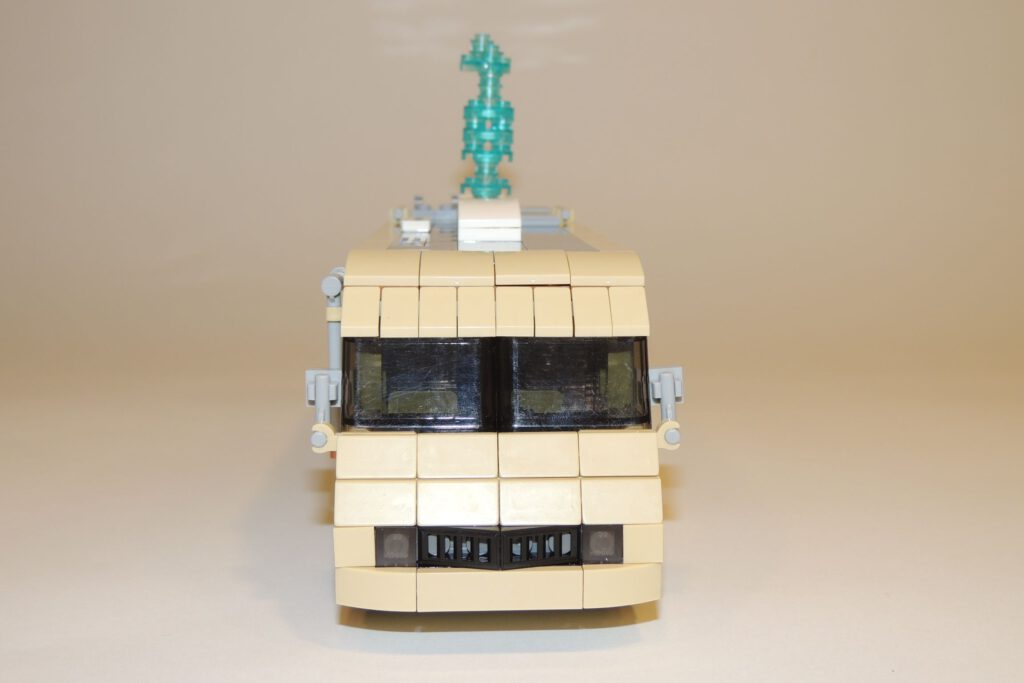Modbrix 18267003 - Crystal Ship