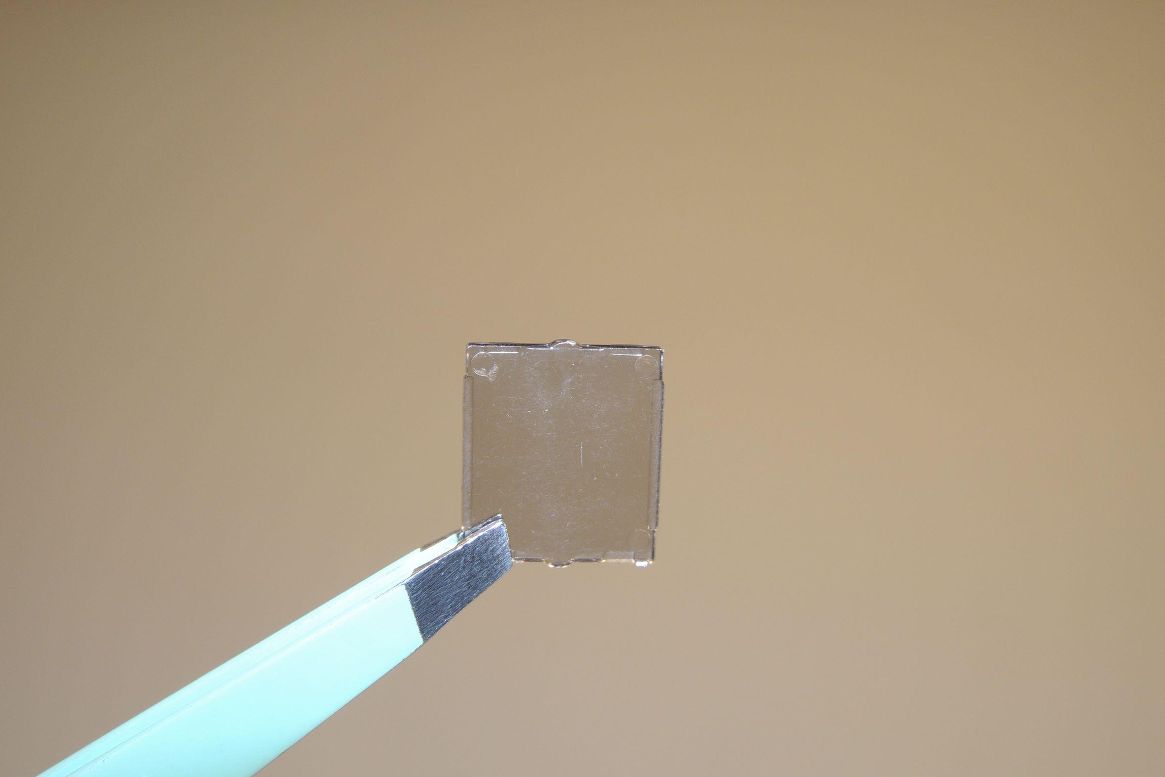 Transblack erkennt man durch stark getönte Scheiben.
