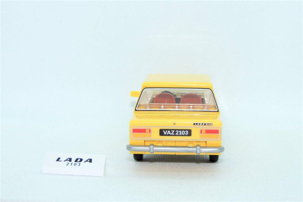 Exportversion, da Lada 1500.