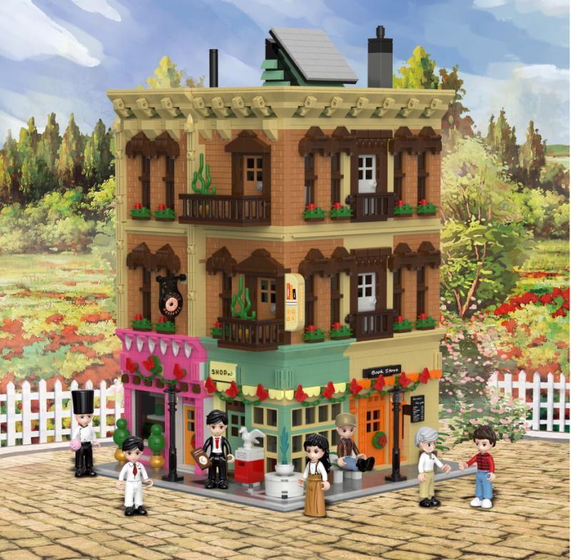 Xingbao XB-01009 - Europa Grocery Store