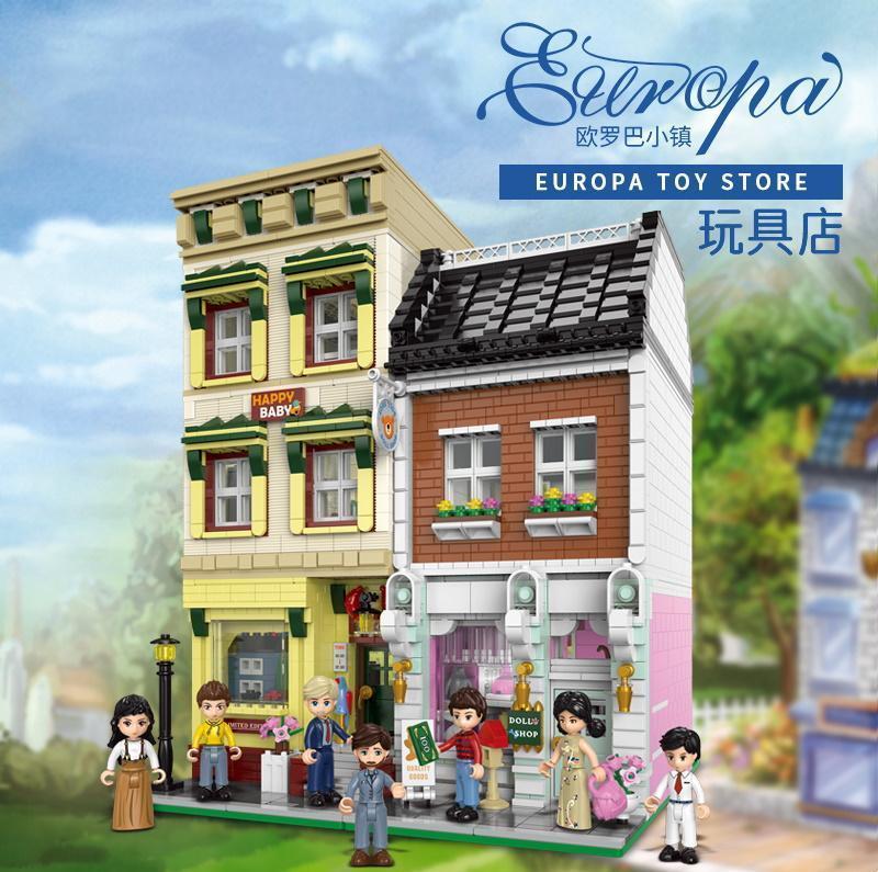 Xingbao XB-01010 - Europa Toy Store