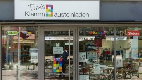Tim's Klemmbausteinladen in Hannover