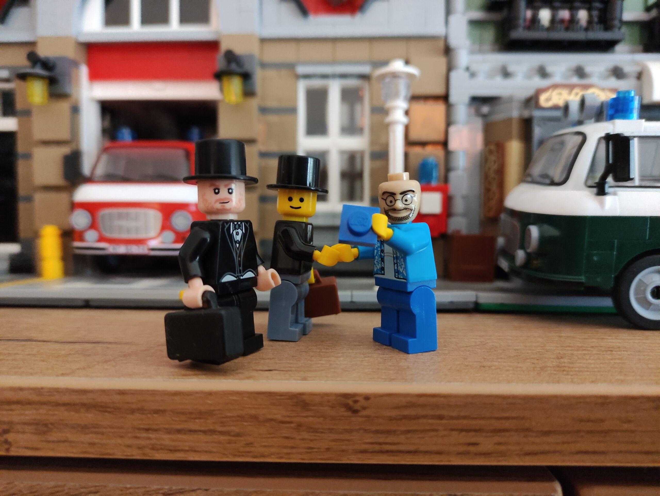 Da laust mich doch der Affe: Lego und Bluebrixx haben sich geeinigt!