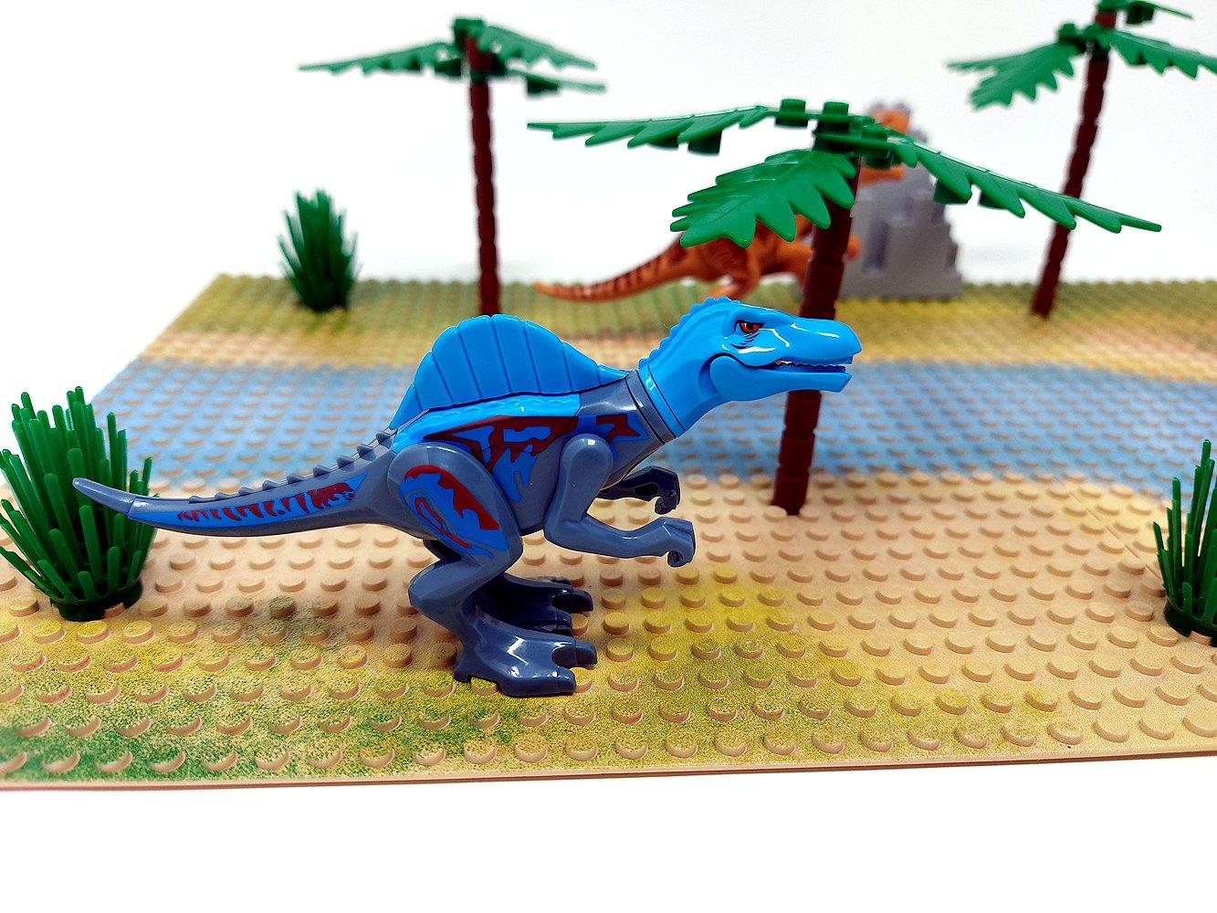 Ein kleiner Spinosaurus von Modbrix.