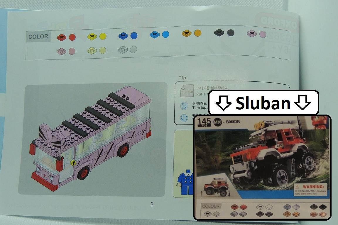 Wenn Sluban doch auch die Klemmkraft übernehmen könnte...