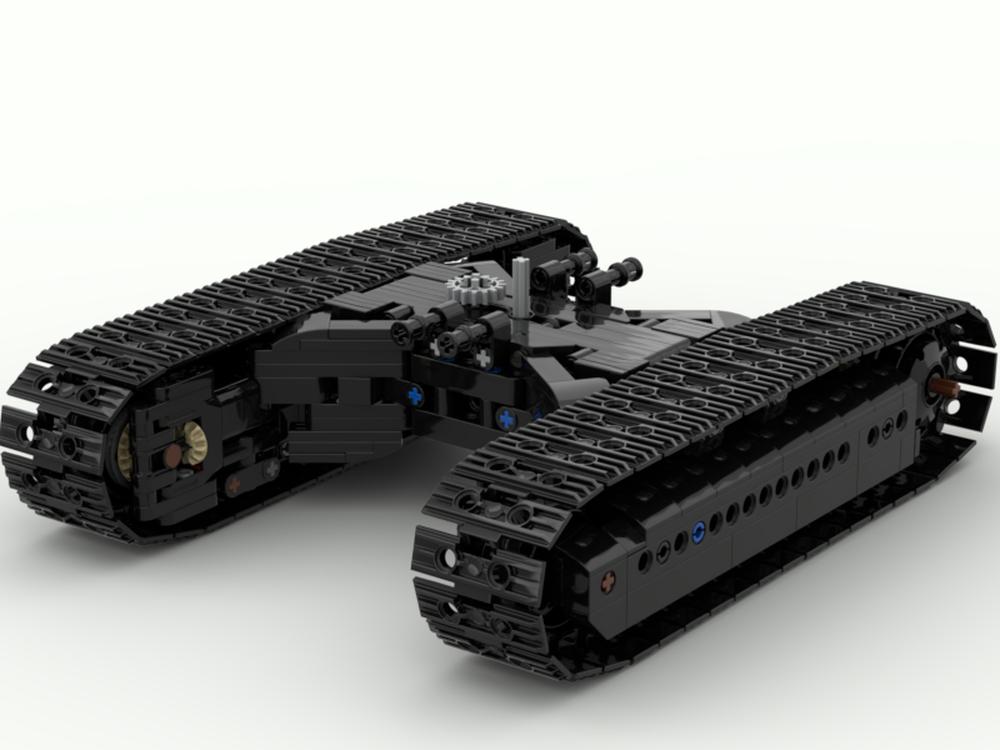 MOC-32845 mit 623 Teilen.