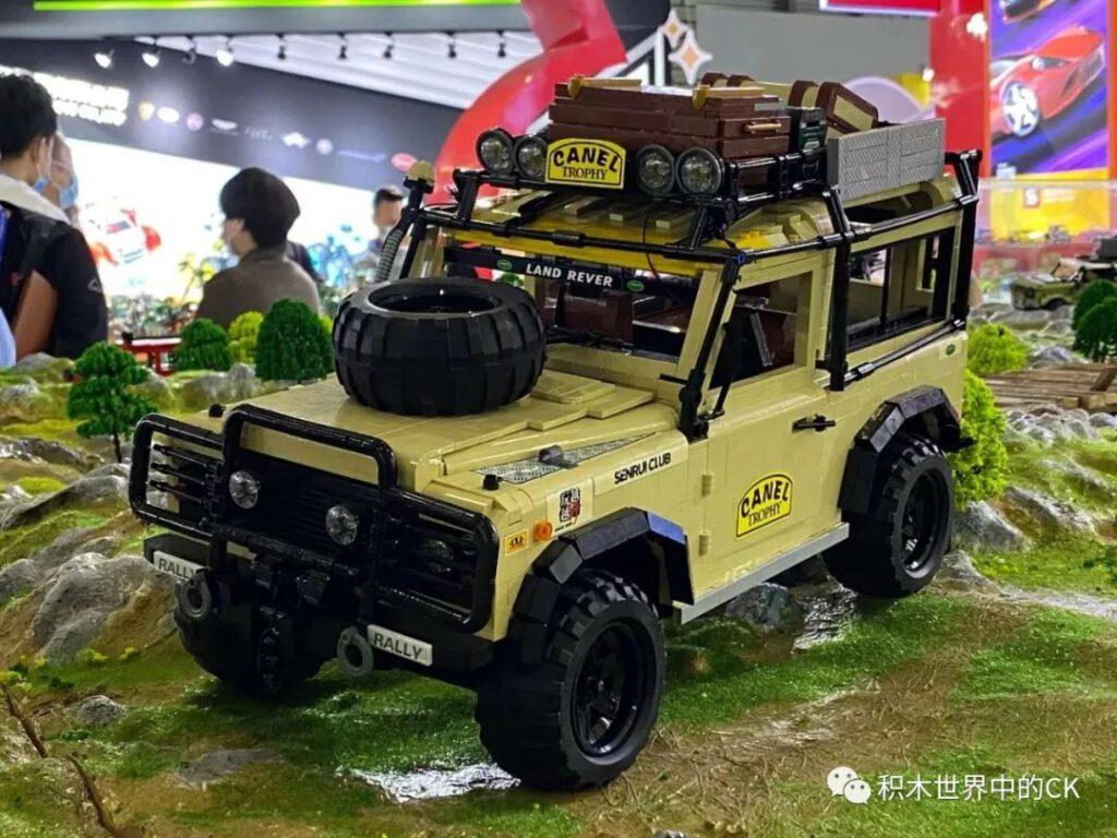 Prototyp von Sy/Sembo auf der China Toy Expo.