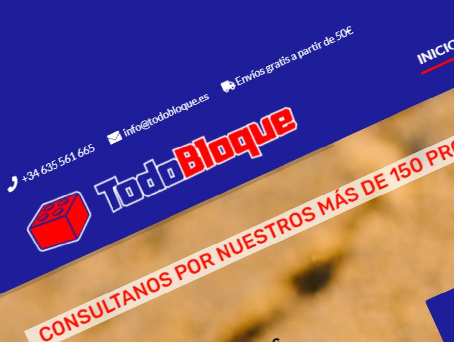 Der einzige Fachhändler für Klemmbausteine in Spanien.