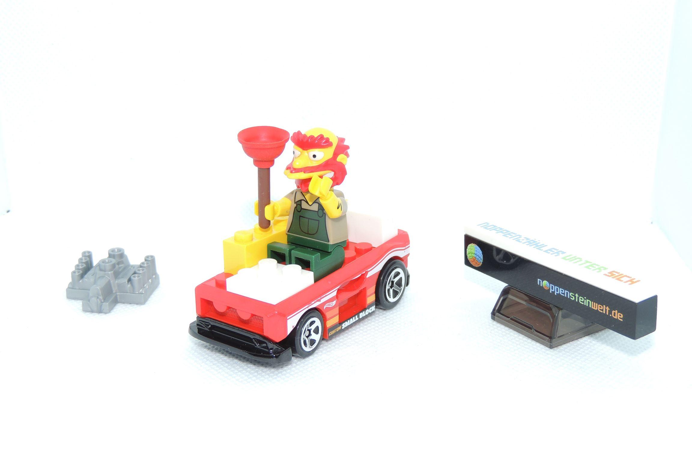 2×2 von Cobi, 1×6 von Lego und 1×2 von Qman, sowie 1×8 (Forenbrick) von Lego.