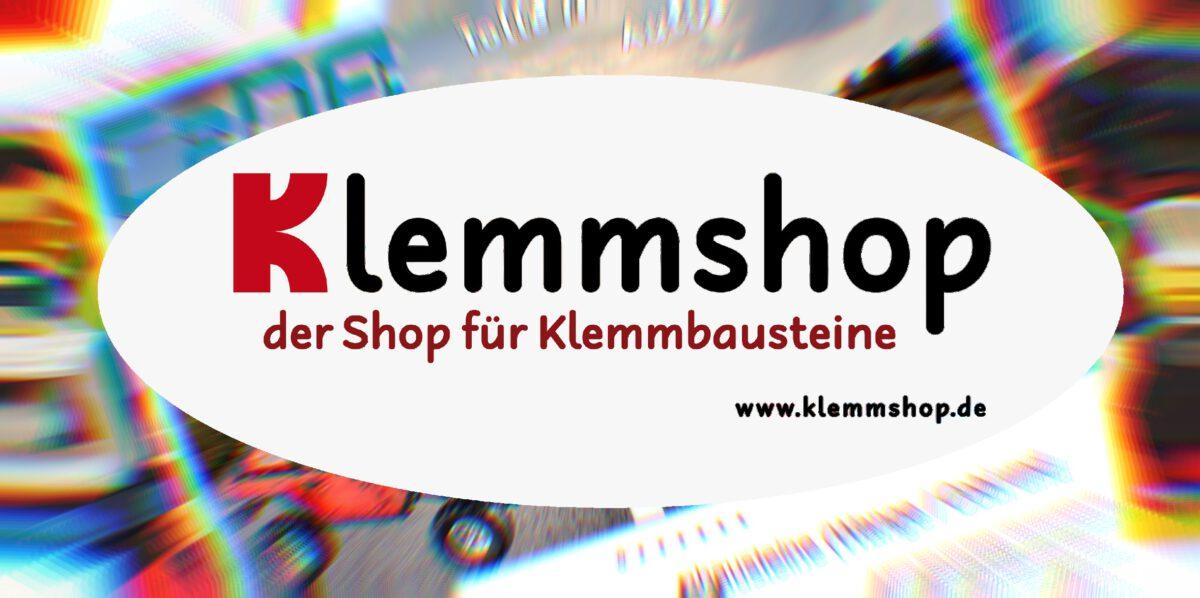 Hoi Klemmshop.de – ein neuer Supporter von Breaking Brick!