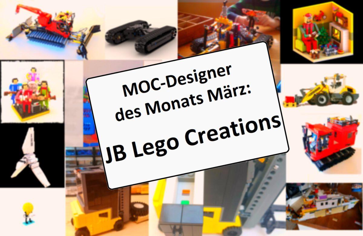 Kleine MOC-Designer im Blick – JB Lego Creations