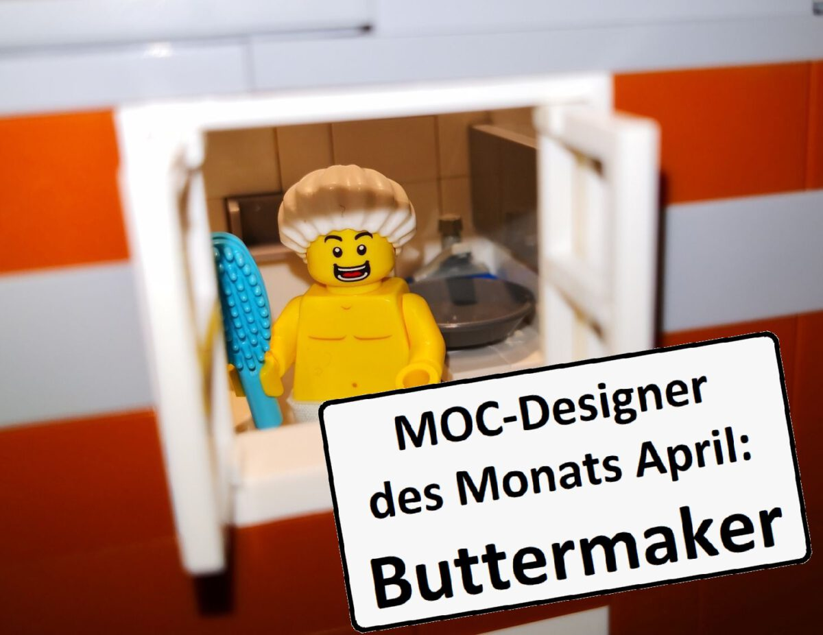 MOC-Designer April: Buttermaker!