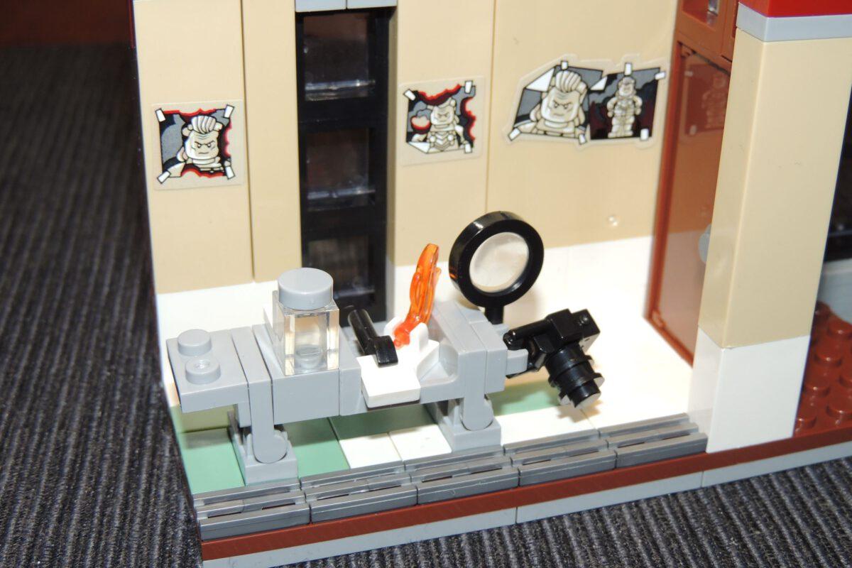 [Unbekannt] S7302 – Ghostbusters Hauptquartier (Teil 5)