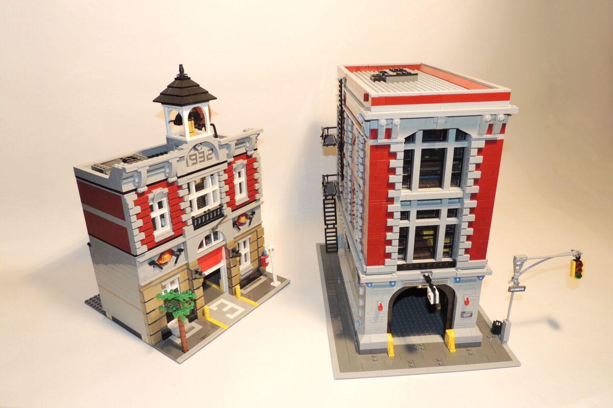 [Unbekannt] S7302 – Ghostbusters Hauptquartier (Teil 6)