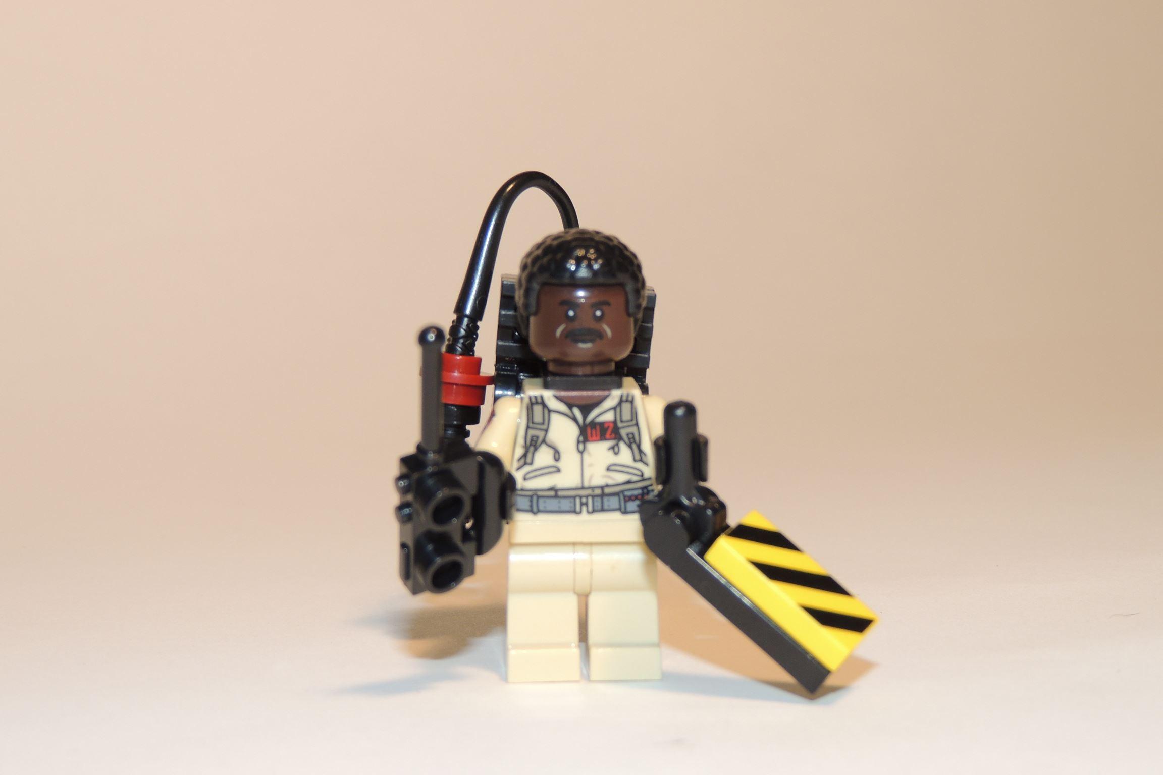 Winston Zeddemore, der angestellte Ghostbuster.
