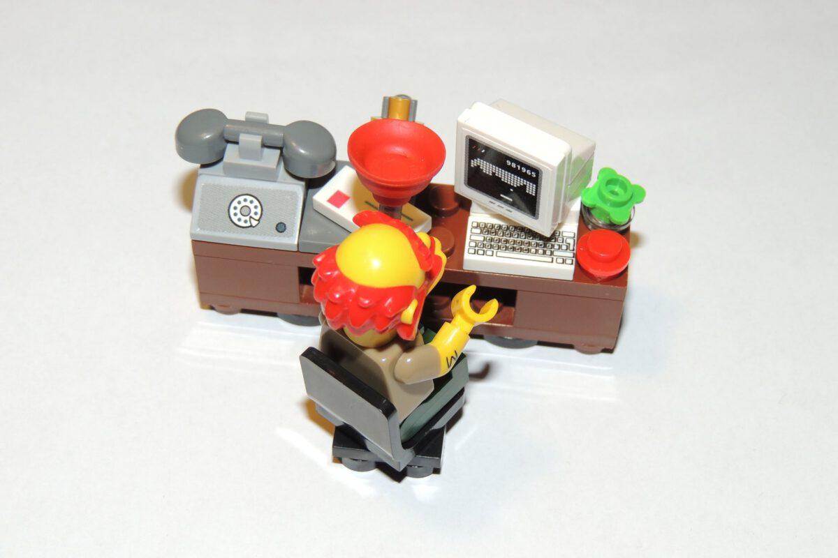 [Unbekannt] S7302 – Ghostbusters Hauptquartier (Teil 3)