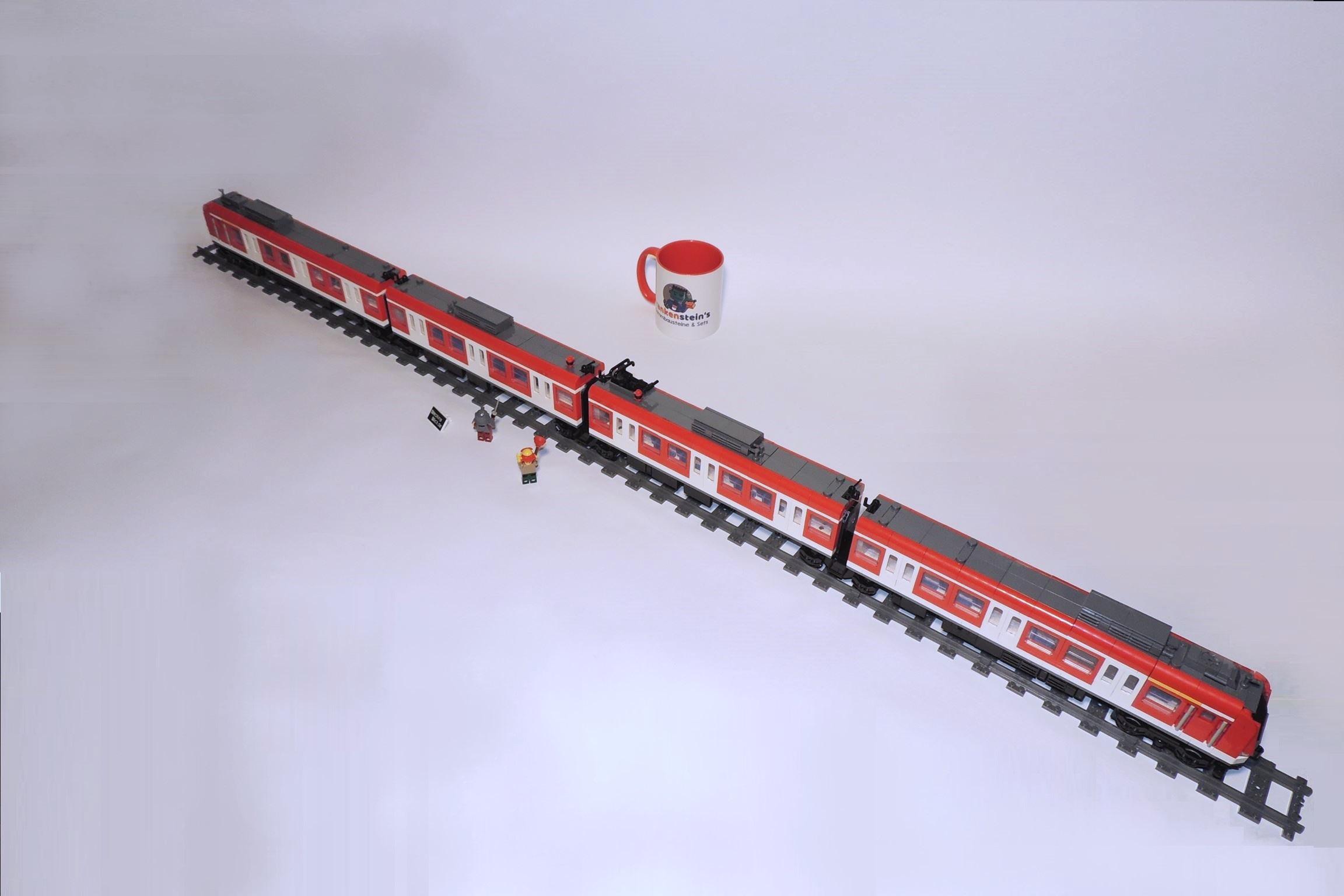 Es fährt ein Zug nach Nirgendwo - Weil die Gleise enden.