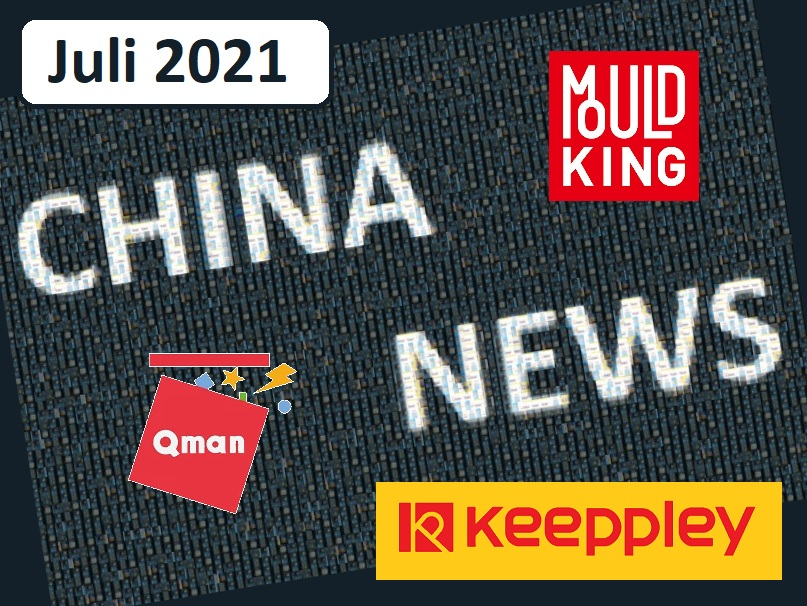 Neuheiten aus China