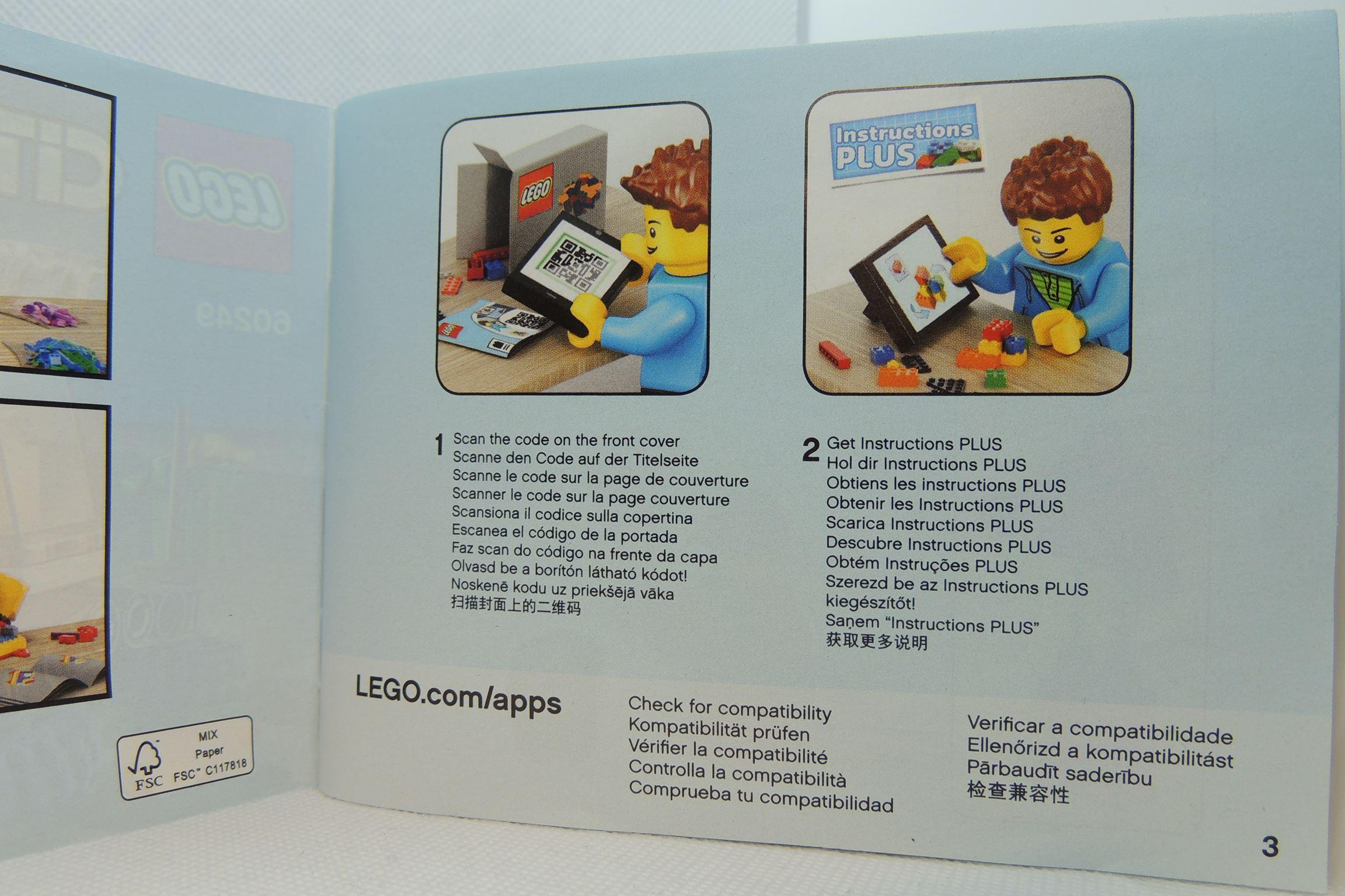 Ich hab keine gute Erfahrung gemacht mit der Lego App.