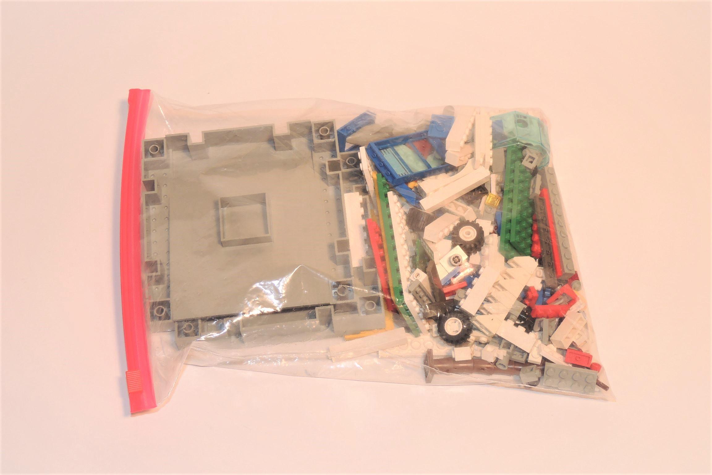 Originale Legoteile aus dem Konvolut.