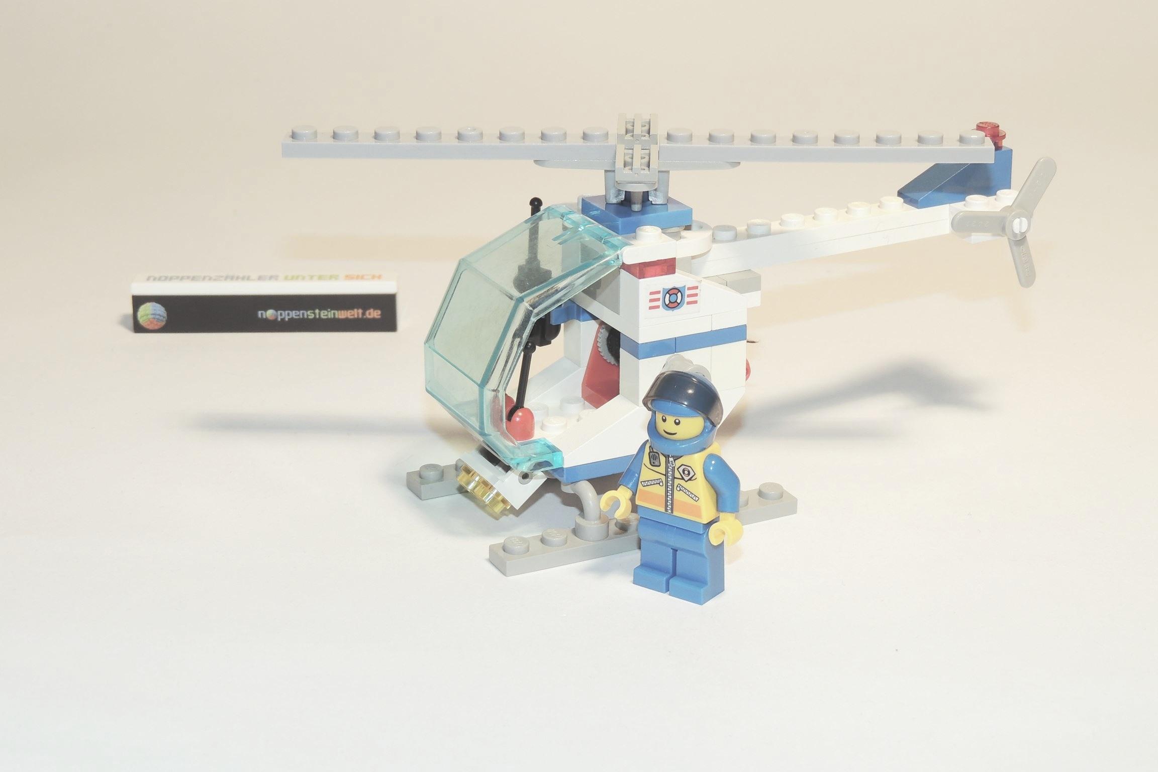 Wenn Lego auch kein Noppenbranding hätte, man würde es nicht erkennen.