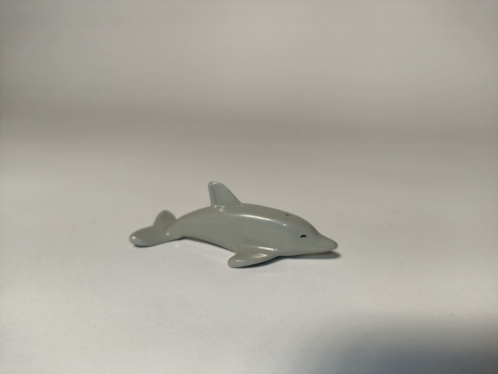 They call him Flipper, Flipper, faster than lightning...