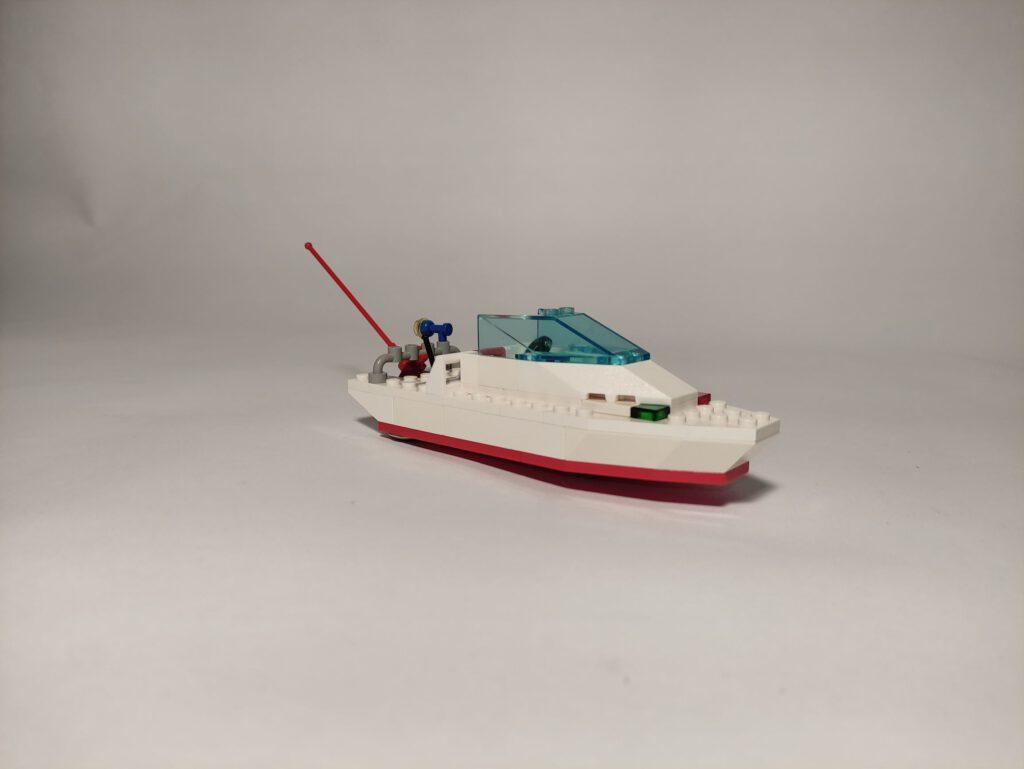 Klein aber mit richtig Dampf - so rettet man auf hoher See.
