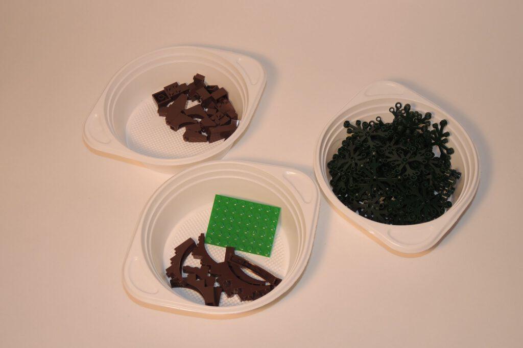 Shantou-Style! Auch bei 114 Teilen. Ordnung muss sein!