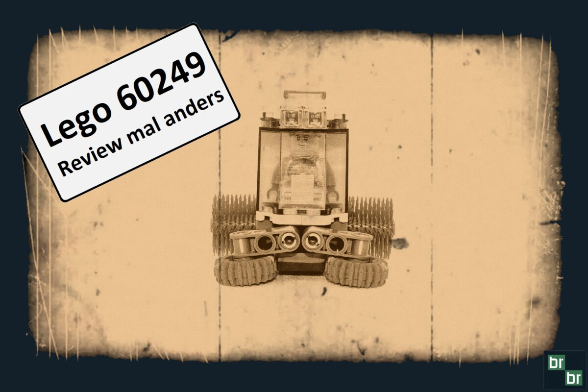 Lego 60249 – Street Sweeper (Straßenkehrmaschine)