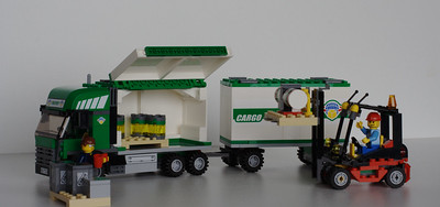 Wange 4971 – Container Truck