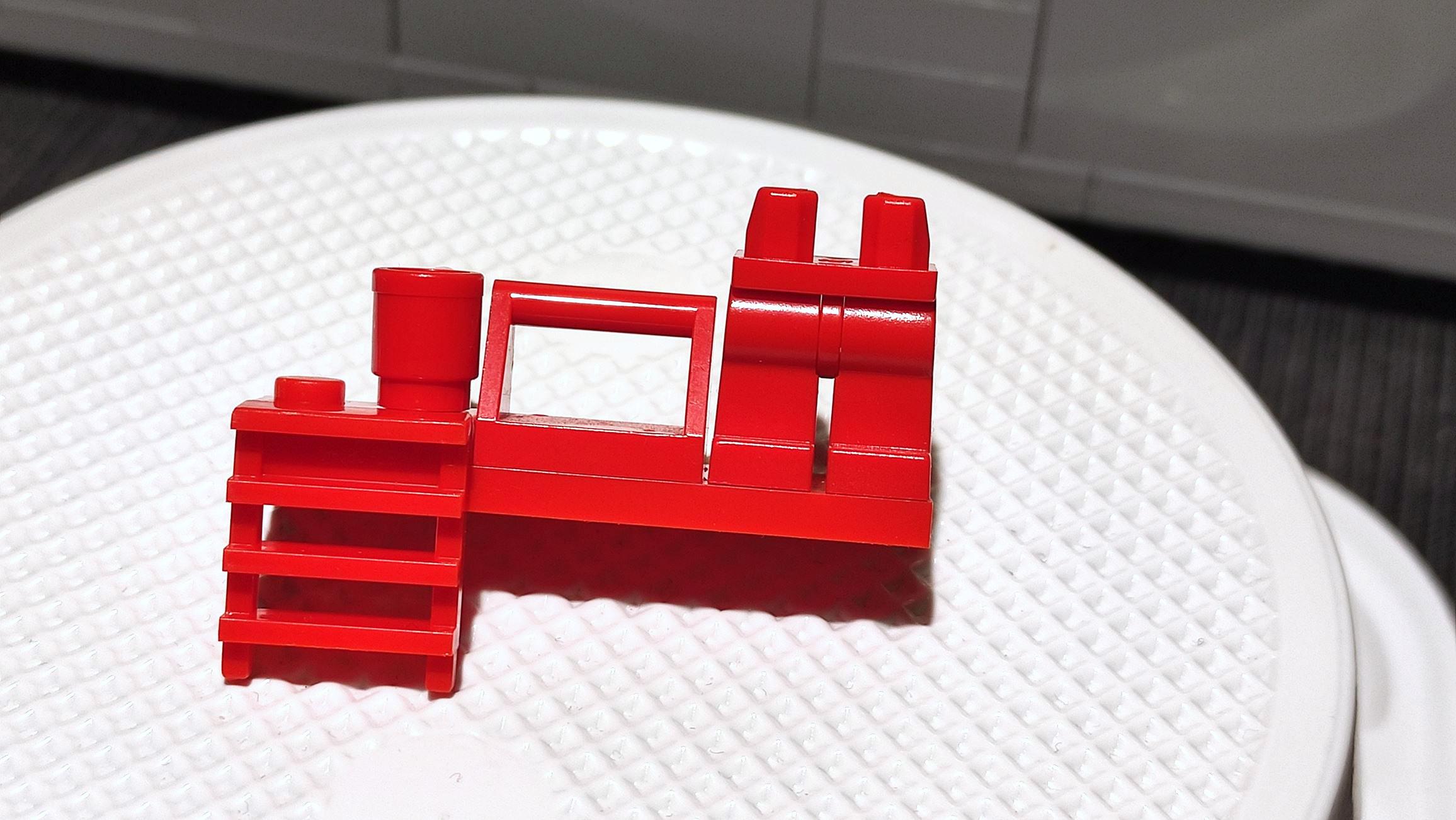 Quizfrage: Was ist Lego und was ist Wange?